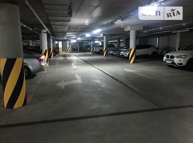 Место на подземном паркинге под легковое авто в Киеве, площадь 14 кв.м. фото 1