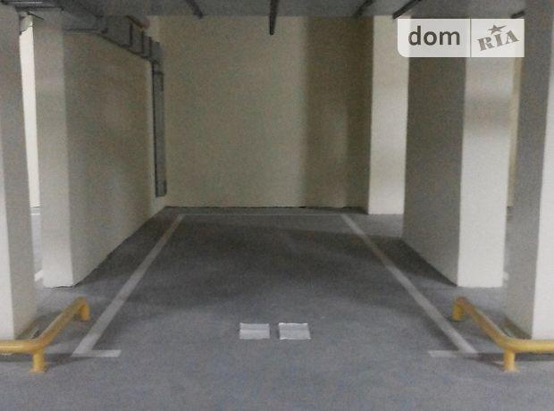 Место на подземном паркинге под легковое авто в Киеве, площадь 22 кв.м. фото 1
