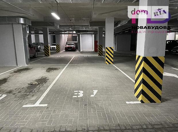 Место на подземном паркинге под легковое авто в Киево-Святошинске, площадь 19 кв.м. фото 1