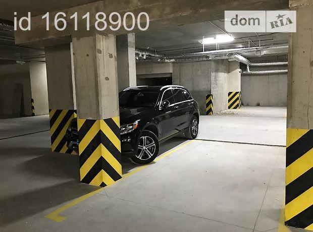 Место на подземном паркинге под легковое авто в Львове, площадь 12 кв.м. фото 1