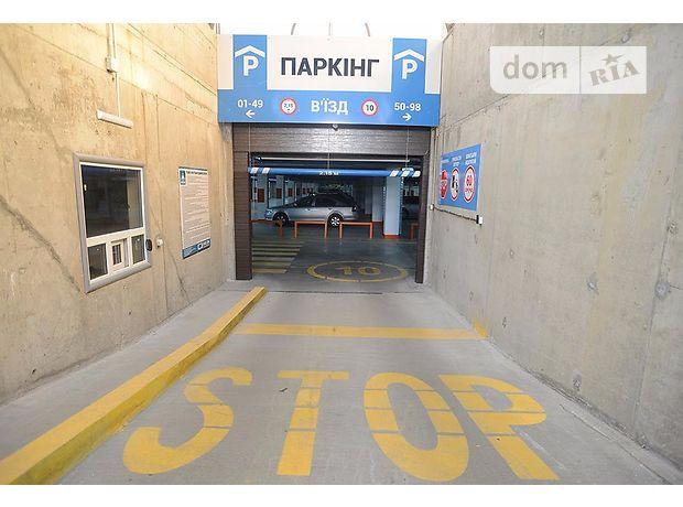 Место на подземном паркинге под легковое авто в Львове, площадь 18 кв.м. фото 1