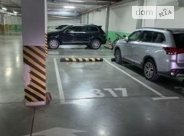 Место на подземном паркинге под легковое авто в Одессе, площадь 17 кв.м. фото 1