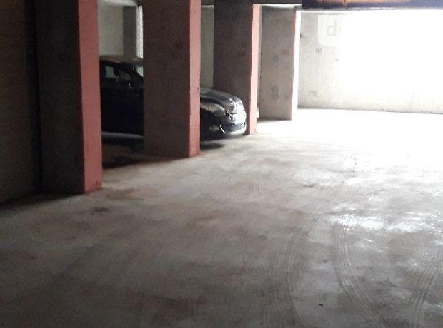 Место на подземном паркинге под легковое авто в Тернополе, площадь 14 кв.м. фото 1