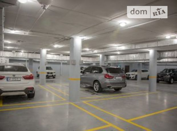 Место на подземном паркинге под легковое авто в Запорожье, площадь 18 кв.м. фото 2