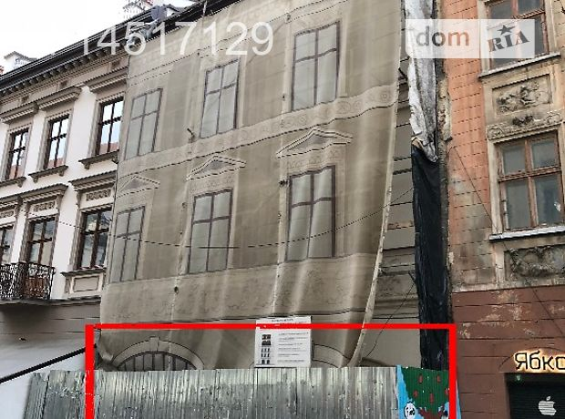 Долгосрочная аренда помещения свободного назначения, Львов, р‑н.Галицкий, Шевская
