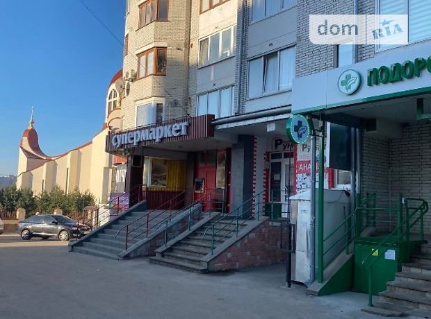 Помещение свободного назначения в Тернополе, сдам в аренду по Вишнівецького 1, район Бам, цена: договорная за объект фото 1