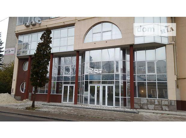 Долгосрочная аренда помещения свободного назначения, Тернополь, р‑н.Центр, Шашкевича.