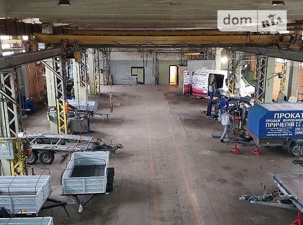 Производственное помещение в Луцке, сдам в аренду по Дубнівська 16, район Дубенская, цена: 78 000 грн за объект фото 1