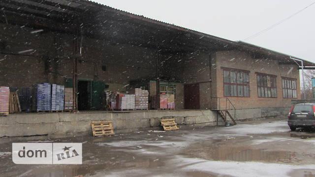 Довгострокова оренда складського приміщення, Київська, Біла Церква, р‑н.ДНС