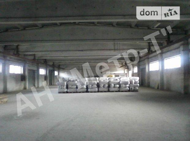Долгосрочная аренда складского помещения, Черкассы, р‑н.Химпоселок