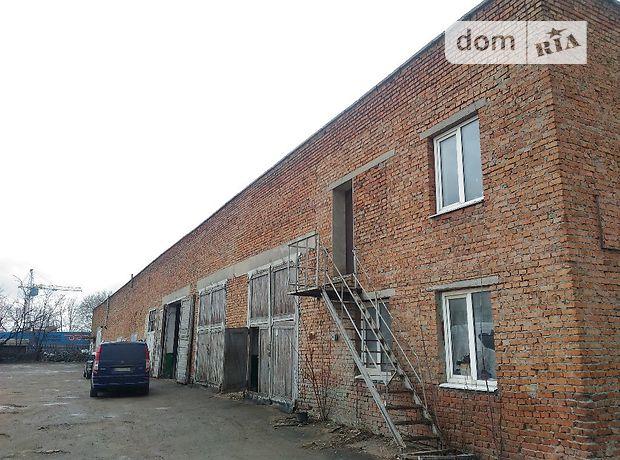 Складское помещение в Тернополе, сдам в аренду по р-н Епіцентру, район Бам, цена: договорная за объект фото 1