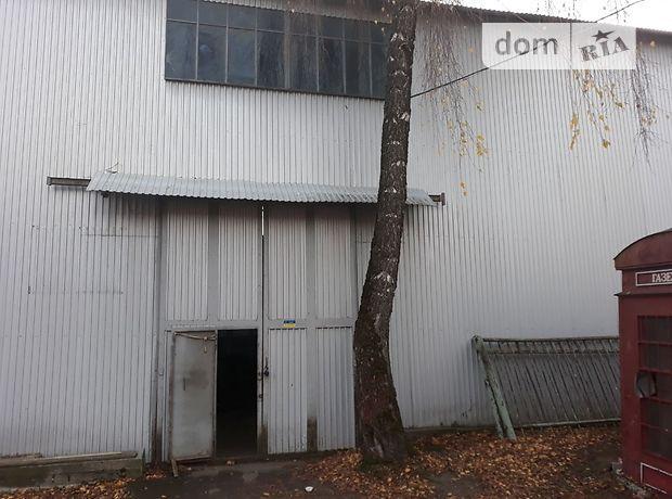 Складское помещение в Тернополе, Черновецкая улица 44б, цена аренды: 16 200 грн за объект фото 1