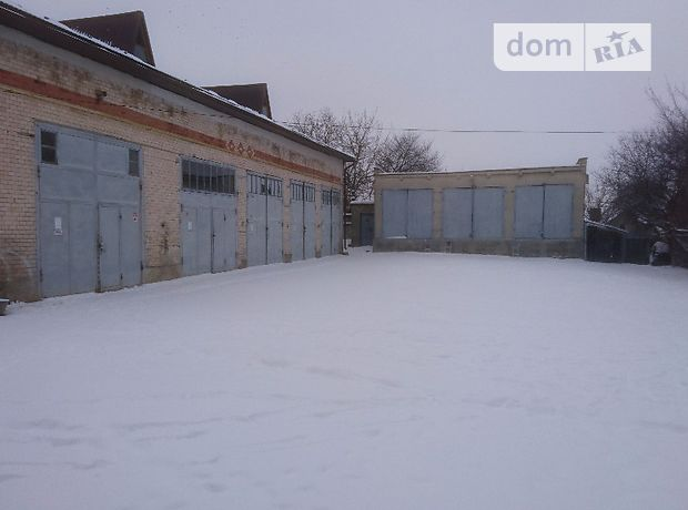 Долгосрочная аренда складского помещения, Тернополь, р‑н.Кутковцы, Пригородная улица