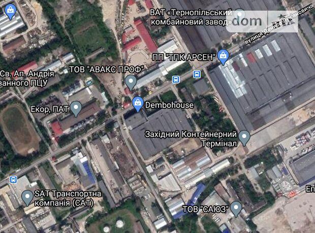 Складське приміщення в Тернополі, здам в оренду по Лук'яновича Дениса вулиця, район Промисловий, ціна: договірна за об'єкт фото 1