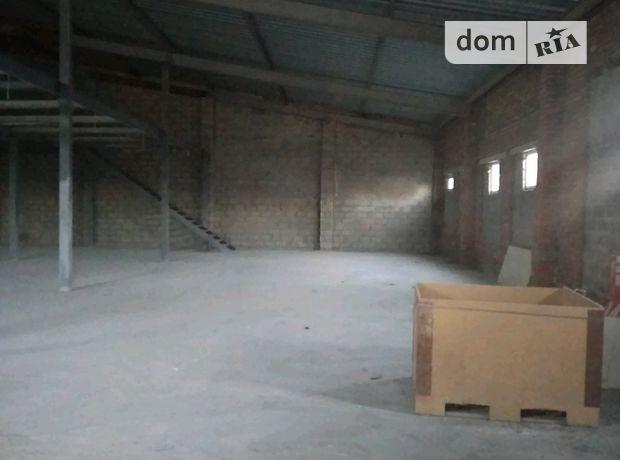 Складское помещение в Тернополе, сдам в аренду по Полесская улица, район Промышленный, цена: 15 960 грн за объект фото 1