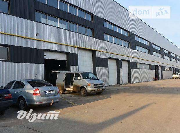 Складское помещение в Тернополе, сдам в аренду по Поліська, район Промышленный, цена: 129 600 грн за объект фото 1