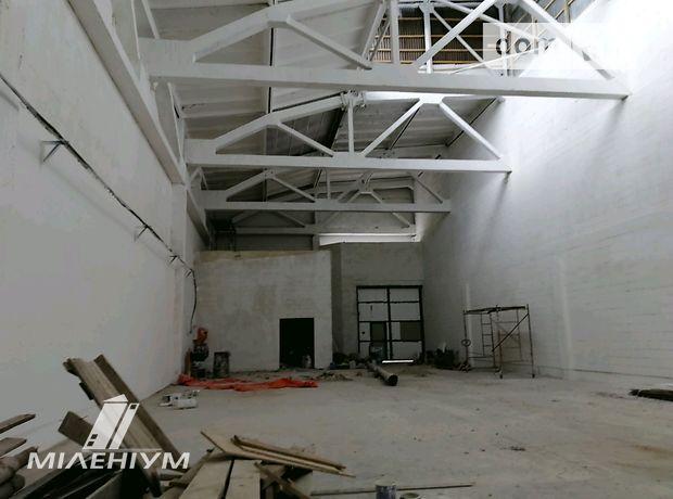 Складское помещение в Тернополе, сдам в аренду по, район Промышленный, цена: 32 200 грн за объект фото 1