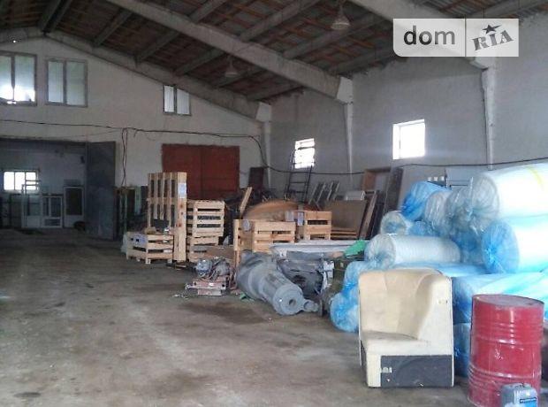 Долгосрочная аренда складского помещения, Тернополь, Текстильна
