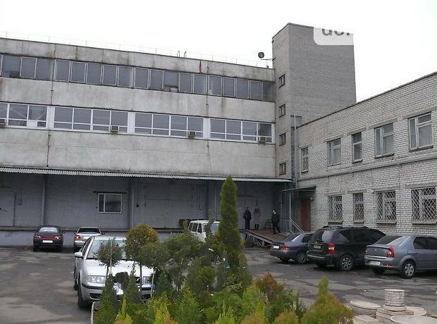 Долгосрочная аренда складского помещения, Запорожье, р‑н.Шевченковский, Вишневая,42