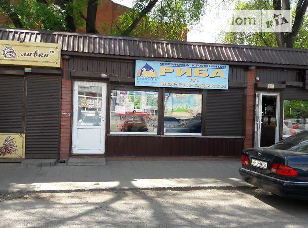 Долгосрочная аренда торговой площади, Днепропетровск, Каверина улица