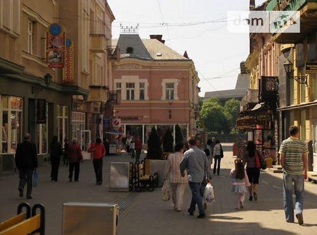 Долгосрочная аренда торговой площади, Ужгород, Корзо улица