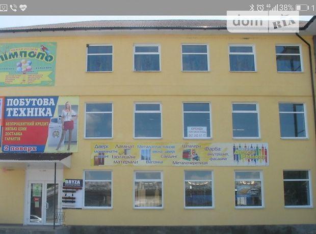 Долгосрочная аренда торговой площади, Винницкая, Липовец, р‑н.Липовец, зіндельса