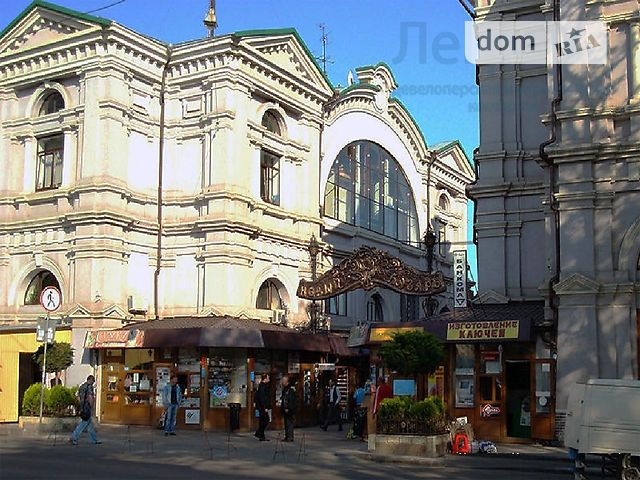 Довгострокова оренда торгової площі, Одесса, р‑н.Приморський, Торговая/Садовая