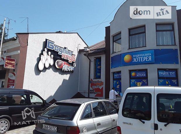 Долгосрочная аренда торговой площади, Львовская, Стрый, Львовская улица