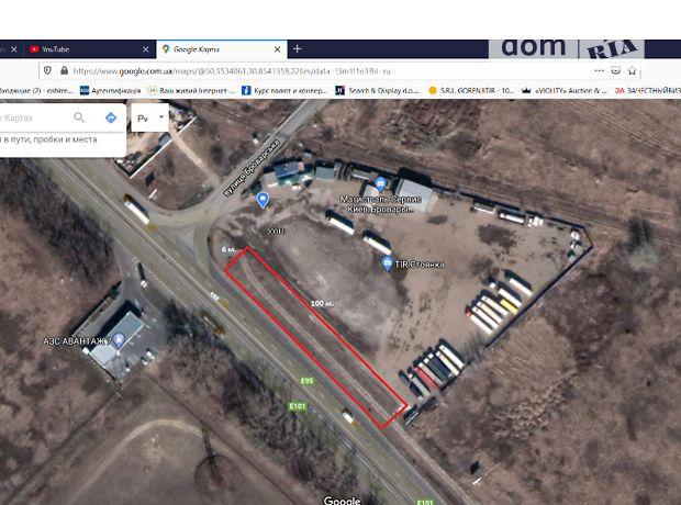 Аренда земли коммерческого назначения в селе Великая Димерка, цена: договорная за объект фото 1