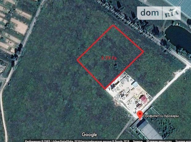 Долгосрочная аренда земли коммерческого назначение, Киевская, Бровары, c.Калиновка, Лесная улица 56
