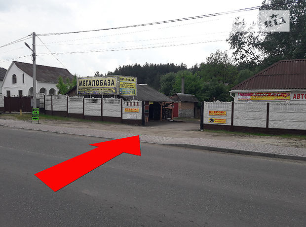 Аренда земли коммерческого назначения в селе Белогородка, цена: договорная за объект фото 1