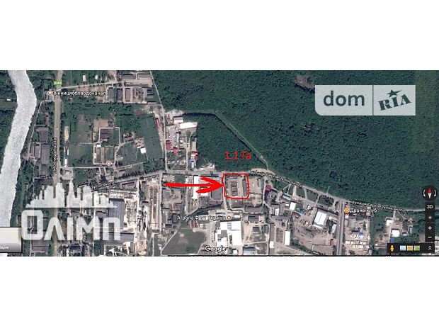 Аренда земли коммерческого назначения в Виннице, цена: договорная за объект фото 2