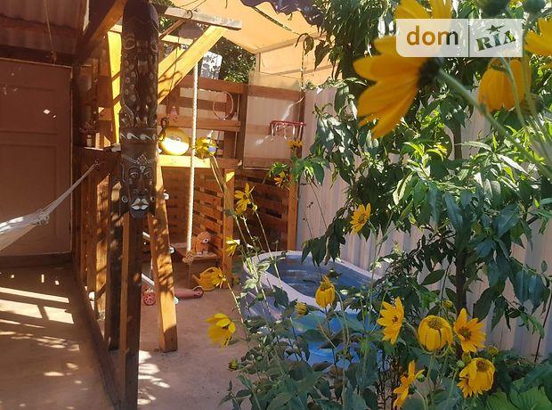 Часть дома посуточно, аренда в Одессе, в районе Большой Фонтан, улица Дмитрия Донского, 1 комната фото 1
