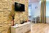 двухкомнатная квартира в Полтаве, район Центр, на ул. Люксембург Розы в аренду на короткий срок посуточно фото 6