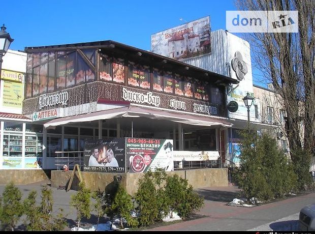 Долгосрочная аренда кафе, бара, ресторана, Киевская, Вышгород, р‑н.Вышгород, Шевченка проспект 1