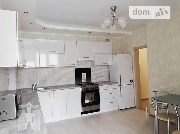 двухкомнатная квартира с мебелью в Хмельницком, район Юго-Западный, на ул. Молодежная в аренду на долгий срок помесячно фото 1