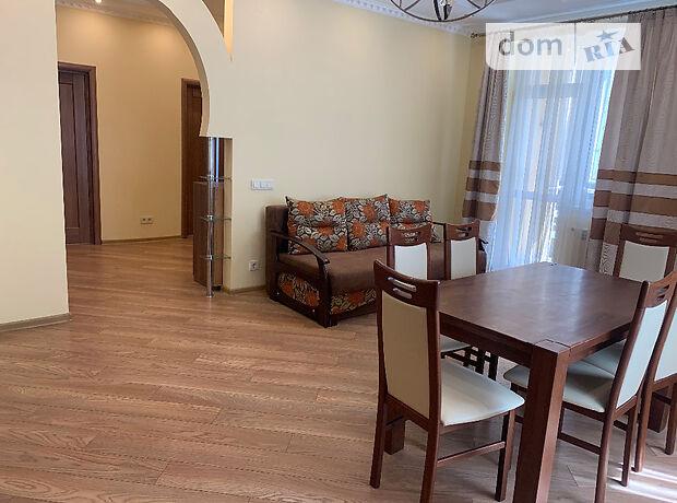 двухкомнатная квартира с мебелью в Ужгороде, район Центр, на ул. Швабская в аренду на долгий срок помесячно фото 1