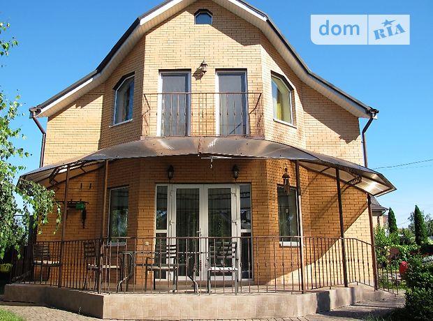 Продажа дома, 206м², Киевская, Борисполь, c.Гнедин, Береговая улица