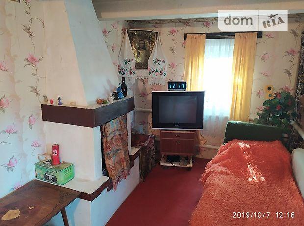 одноэтажный дом с камином, 41 кв. м, дерево и кирпич. Продажа в Лозовке (Черкасская обл.) фото 1