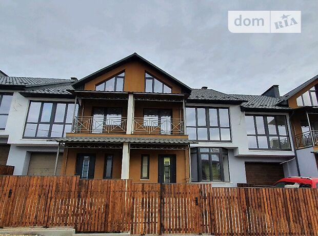 двухэтажный дом, 130 кв. м, кирпич. Продажа в Черновцах район Роша фото 1