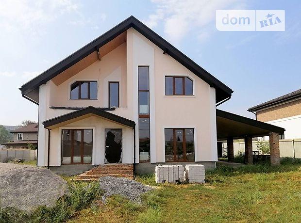 двухэтажный дом с черновой отделкой, 168 кв. м, газобетон. Продажа в Харькове район Киевский фото 1
