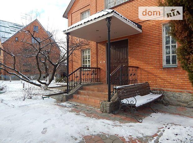 двухэтажный дом с камином, 317 кв. м, ракушечник (ракушняк). Продажа в Харькове район Флоринка фото 1
