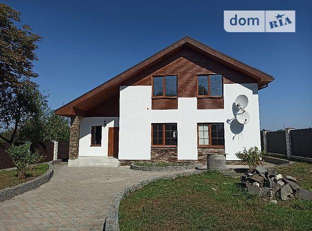 двухэтажный дом с камином, 150 кв. м, кирпич. Продажа в Денышах (Житомирская обл.) фото 1