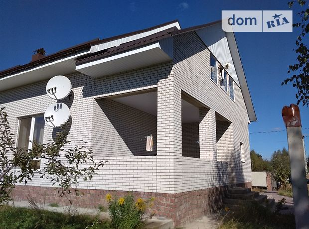 Продажа дома, 196м², Житомир, c.Тетеревка, Калиновая улица