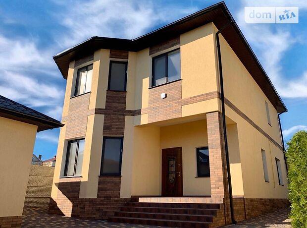 двухэтажный дом с садом, 160 кв. м, кирпич силикатный. Продажа в Одессе район Киевский фото 1