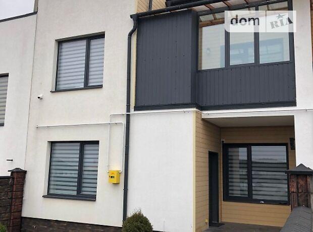 трехэтажный дом с балконом, 124 кв. м, кирпич. Продажа в Ровно район Счастливое фото 1
