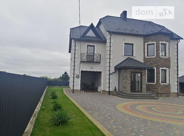 двухэтажный дом с камином, 153.2 кв. м, газобетон. Продажа в Байковцах (Тернопольская обл.) фото 1