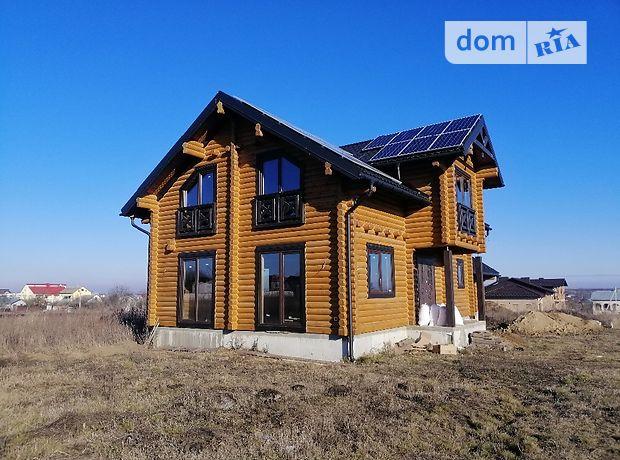 двухэтажный дом с гаражом, 190.8 кв. м, брус. Продажа в Байковцах (Тернопольская обл.) фото 1