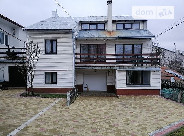 двухэтажный дом с камином, 147 кв. м, кирпич. Продажа в Тернополе район Старый парк фото 1