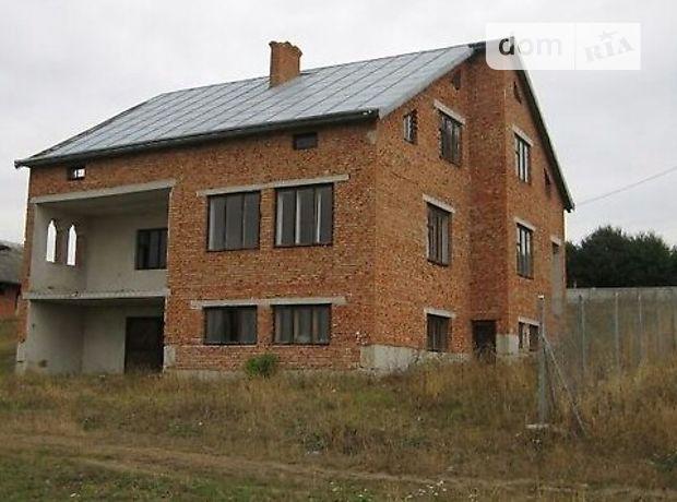 Продажа дома, 250м², Тернопольская, Козова, c.Дмуховцы, Тернопольская улица, дом 13